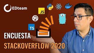 ¿Cómo es ser programador en 2020? (Encuesta Stackoverflow)