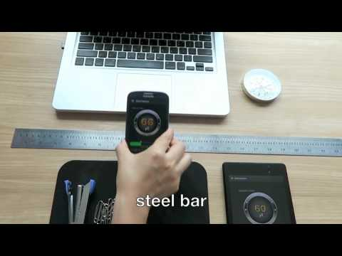 gold Metal Detector  android