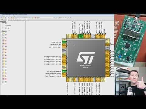 EEVblog #900 - STM32 ARM Development Board