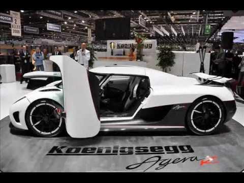 世界上最貴的超級跑車們!買不起至少也要全看過!