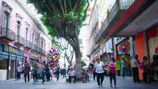 Puebla Time Lapse