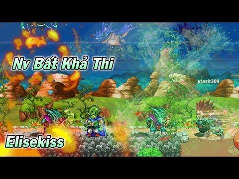 Ngọc Rồng Online - Elisekiss Xong Nv Khó Mở Ra Con Đường Đến Toàn Bộ Fide - Thời lượng: 10 phút.