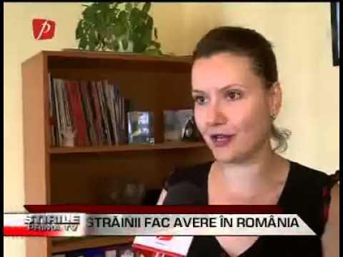 Strainii fac avere in Romania