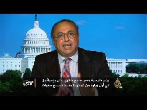 عبد الرحمن يوسف في برنامج حديث الثورة قناة الجزيرة يوليو 2016 م