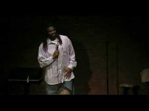 Comedian Big John Richardson