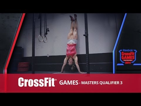 event - Full Open Workout 14.5 details can be seen here: http://games.crossfit.com/workouts/masters-qualifier#tabs-3 The CrossFit Games -- (http://games.crossfit.com...