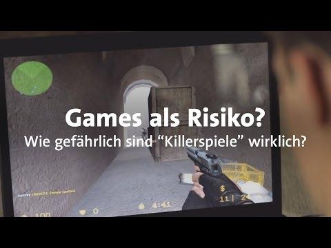 Killerspiele - machen Games aggressiv?