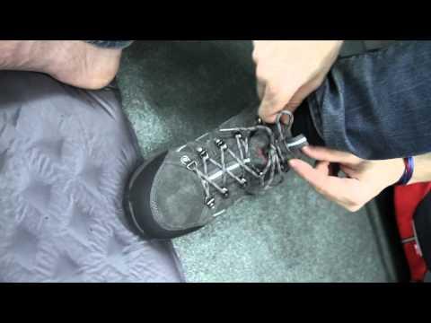 Треккинговые кроссовки Gravel «Койот». Видеообзор.