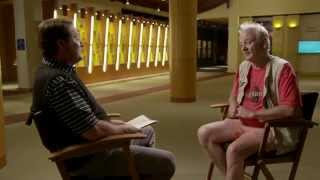 Chris Myers interviews Bill Murray