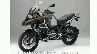 4. 2014 BMW R 1200 GS Adventure Specs and Walkaround