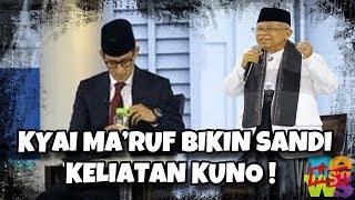 Video Kiai Maruf Sangat Mengejutkan, Sandiaga Jadi Terlihat Kuno MP3, 3GP, MP4, WEBM, AVI, FLV Maret 2019