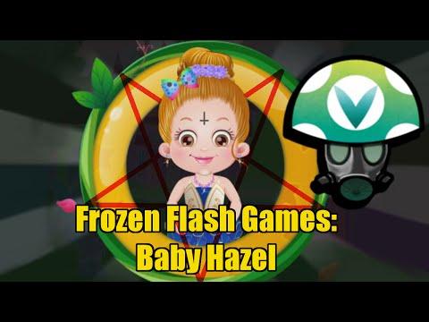 Frozen Flash Games Feat: Baby Hazel - Rev [Vinesauce]