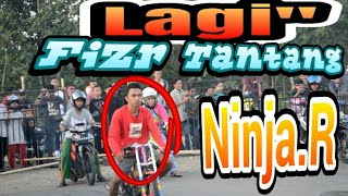 Video Lagi-lagi fizr Tantang NinjaR MP3, 3GP, MP4, WEBM, AVI, FLV November 2017