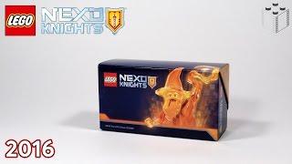 Lego Nexo Knights Darmowa Stacja Bojowa 5004389