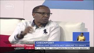 Check Point 7th February 2016:  The fate of Justice Philip Tunoi (Part 1)