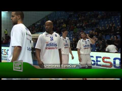 Urmăresc EuroCup