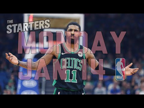 Video: NBA Daily Show: Jan. 14 - The Starters
