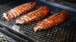 DW's Fall BBQ Bash! How To BBQ Baby Back Ribs,Pork Butt,Smoke Brisket