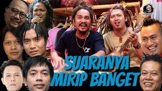 Video KEREN.. bisa niruin suara suara penyanyi Indonesia MANA YANG LEBIH MIRIP? MP3, 3GP, MP4, WEBM, AVI, FLV Desember 2018