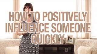 AWAKEN TV: EPISODE 1 How to Positively Influence Someone
