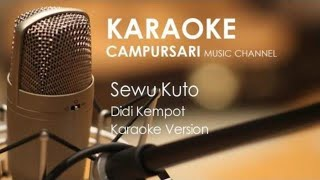 Video Sewu Kuto Didi Kempot Karaoke Campursari tanpa vocal MP3, 3GP, MP4, WEBM, AVI, FLV Juni 2018
