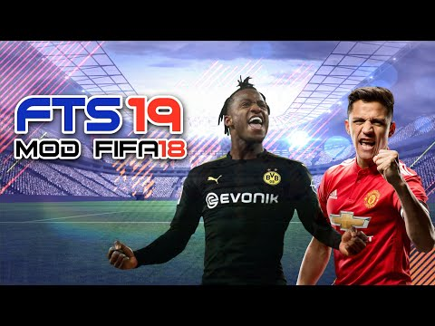 DOWNLOAD FTS19 MOD FIFA18 | FIFA9.0 APK | DATA | OBB