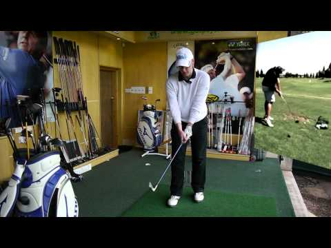 Downswing Hip and Shoulder Turn