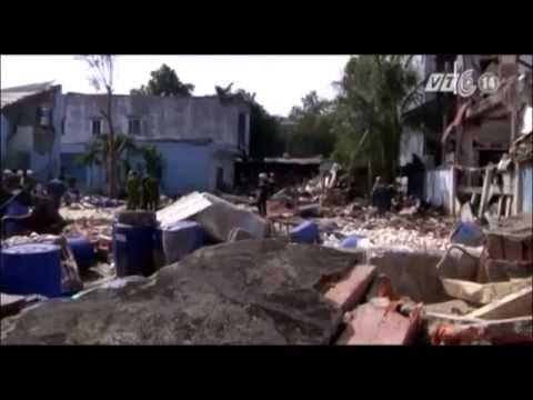 TP HCM: Xác định nguyên nhân ban đầu vụ nổ xưởng phân bón