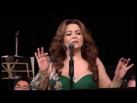 Meni Attın Aygız - Nezaket Teymurova (видео)
