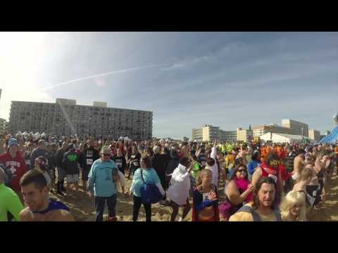 Polar Plunge UMW SAAC 2015 (short version)