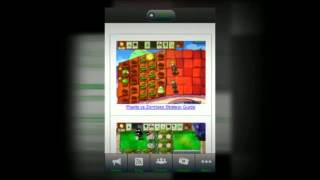 Plants vs Zombies Guide YouTube video