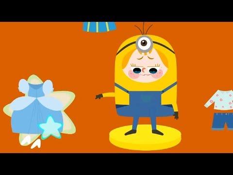 Машины одёжки - все серии сразу - мультфильм для девочек видео