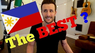 Video Why FILIPINOS Are The BEST SINGERS In The World MP3, 3GP, MP4, WEBM, AVI, FLV Maret 2019