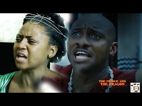 The prince And The Dragon - Regina Daniels & Yul Edochie's 2017 Movie