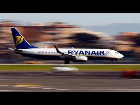 Απεργία πιλότων της Ryanair στις 12 Ιουλίου