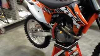 8. 2012 KTM 350 SX-F @ LANGSTON MOTORSPORTS $1000 KTM REBATE
