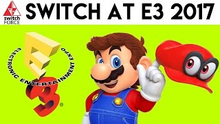 Nintendo Switch E3 2017 - Nintendo Switch Games - Nintendo E3 2017. What all is in store the Switch's first E3? We discuss and predict what all Nintendo will...