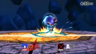Sm4sh MOD preview: N64 Final Destination and Sonic Colors GameLand background