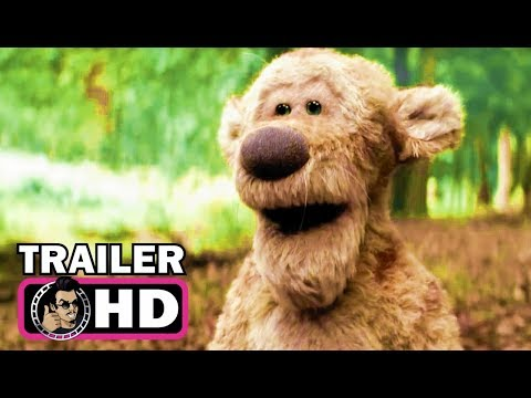 CHRISTOPHER ROBIN: WINNIE THE POOH Trailer #3 (2018) Disney