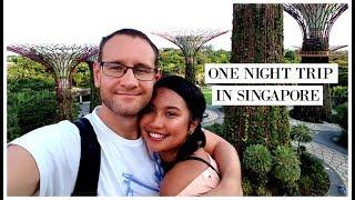 VLOG #11 - Singapore Trip for 1 Night   27 April 2017 ♡ ZebbyZelf