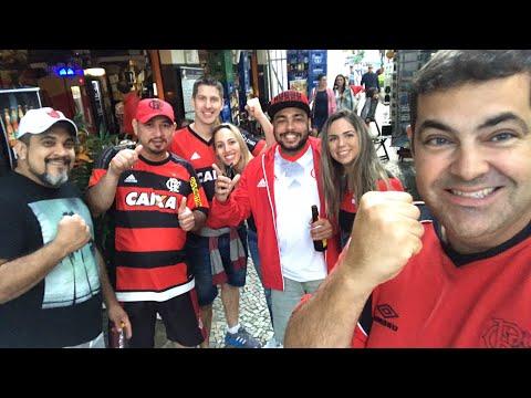 Mais um Pré-Jogo: Flamengo x Coritiba - Na rua indo pro jogo! - Thời lượng: 3:31.