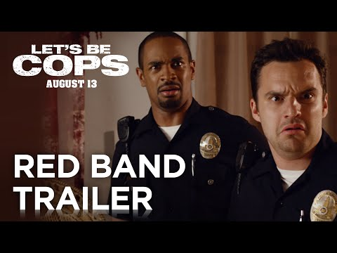 Let's Be Cops | Official Red Band Trailer [HD] | 20th Century FOX