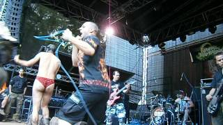 Video Carnal Diafragma - TBC (Obscene Extreme festu 2012)