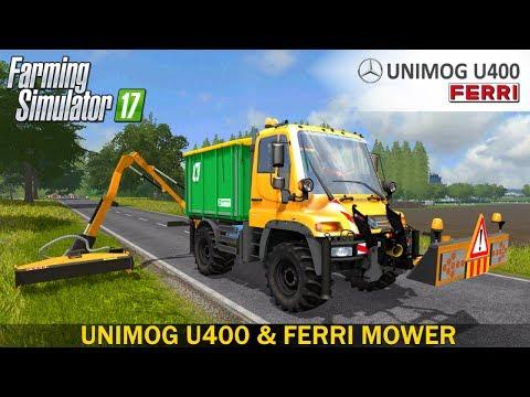 Unimog U400 v1.0