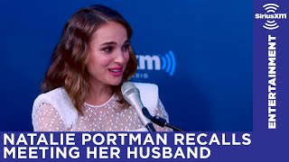 Natalie Portman recalls meeting her husband during Black Swan