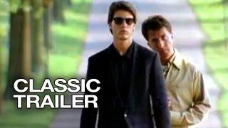 Rain Man Official Trailer 1  Tom Cruise Dustin Hoffman Movie 1988 HD