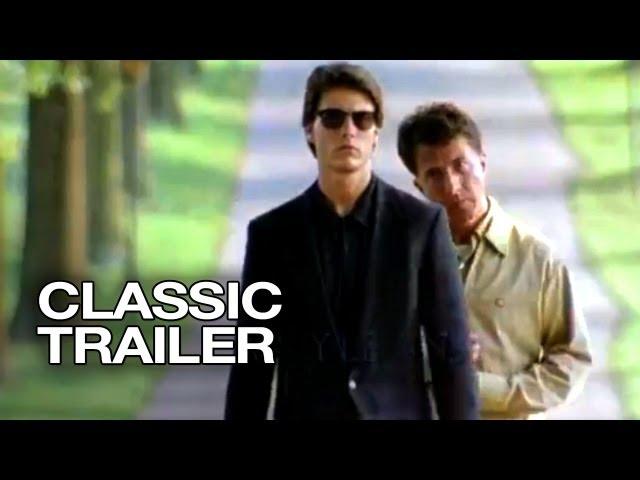 Rain Man Official Trailer #1 - Tom Cruise, Dustin Hoffman Movie (1988) HD