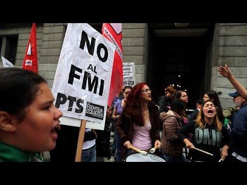 Οργή για την προσφυγή στο ΔΝΤ