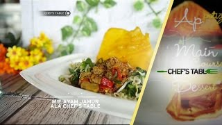 Video Main Course - Mie Ayam Jamur Ala Chef's Table MP3, 3GP, MP4, WEBM, AVI, FLV Oktober 2018