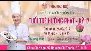 [LIVESTREAM] TalkShow gương sáng | Nguyễn Dzoãn Cẩm Vân - 24-09-2017
